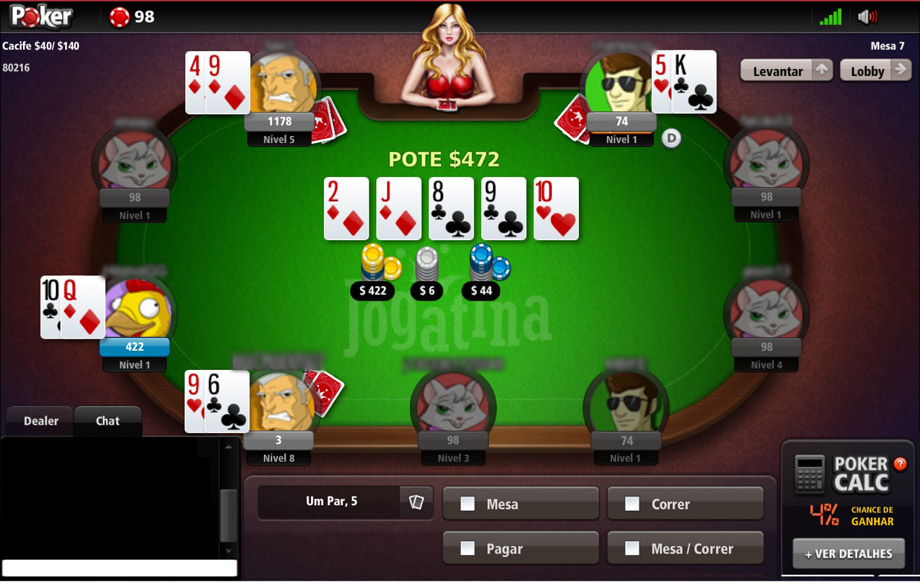 Play Video Poker Slots On-line