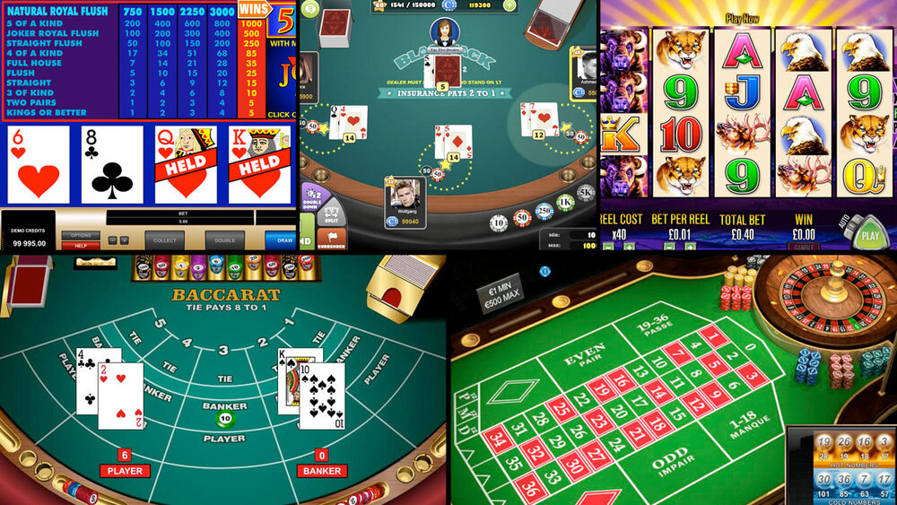 USA Online Casinos game for online