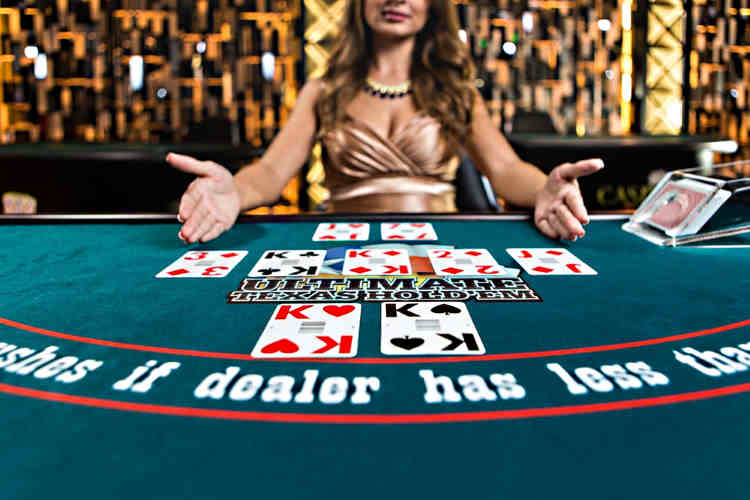 Online Poker And The Law