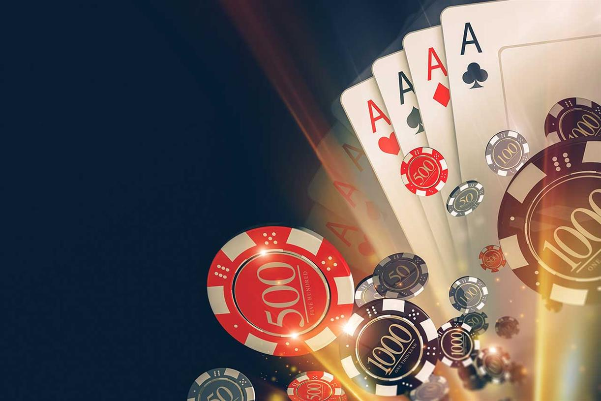 Nine Methods To Have A More Interesting Gambling