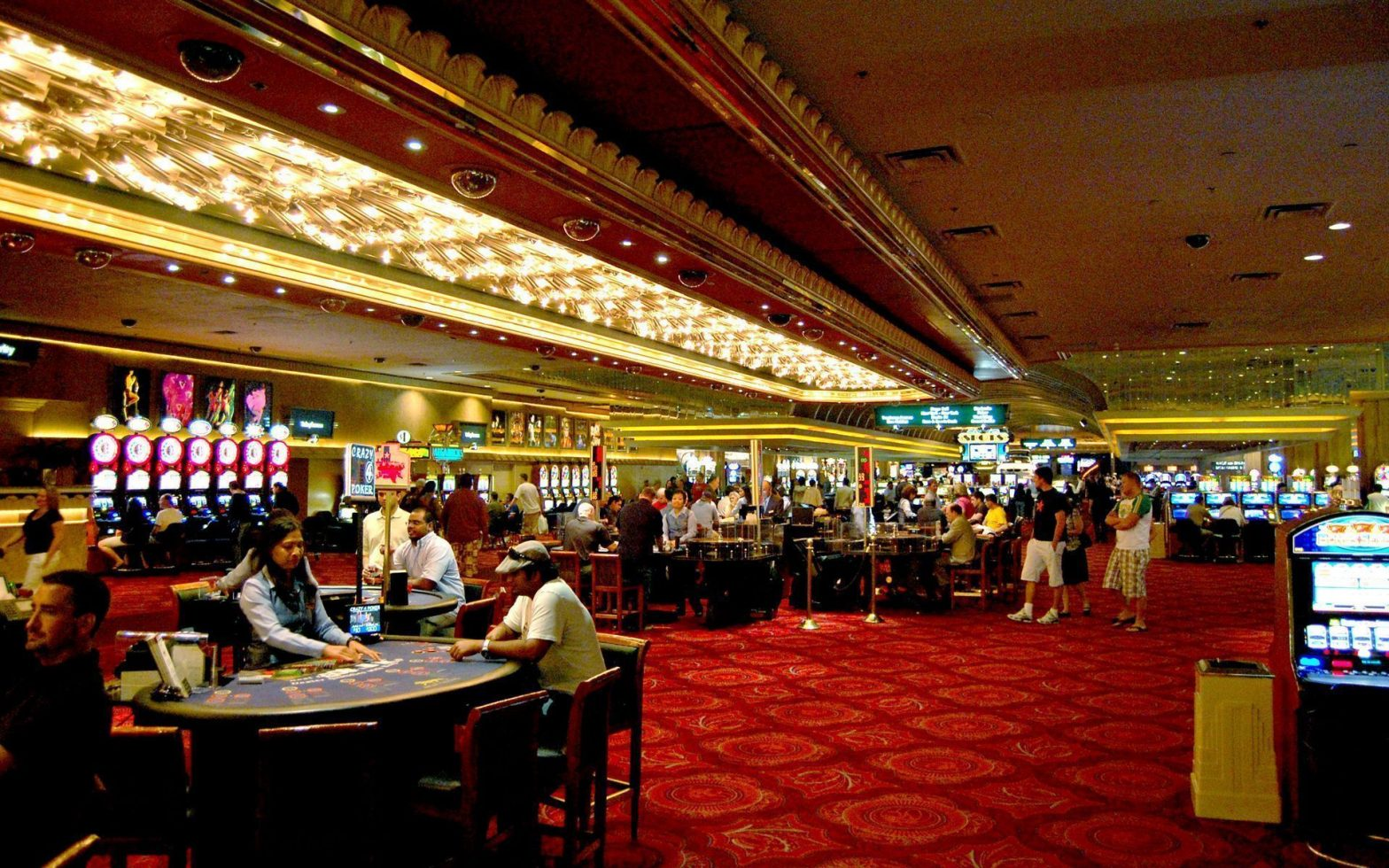 The Market Is Concerned with Online Gambling
