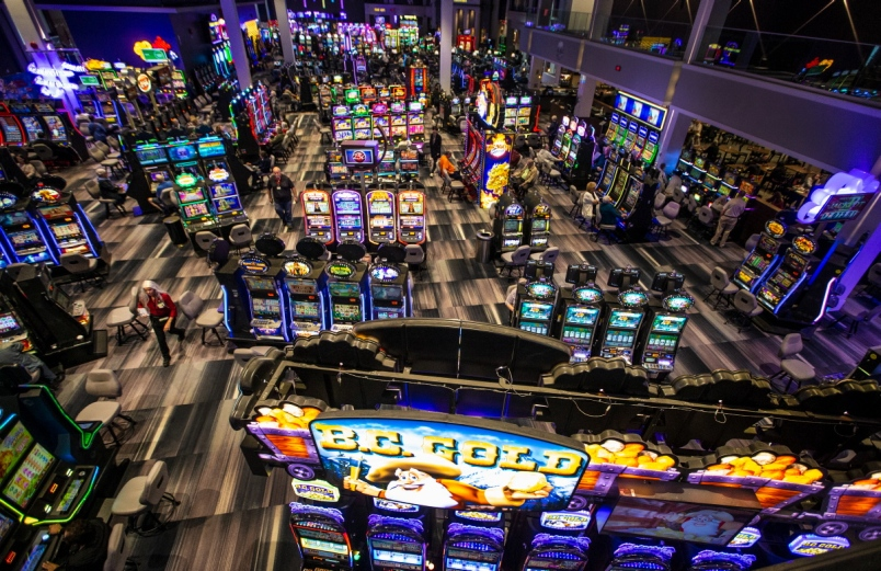 Reinvent Casino Without Looking Like An Novice