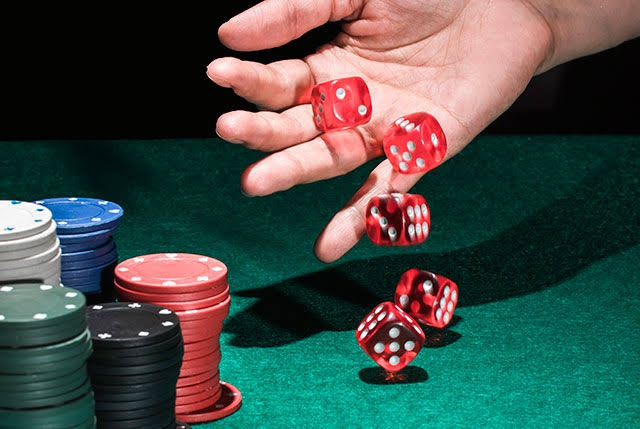 Mistakes Will Destroy Your Online Gambling