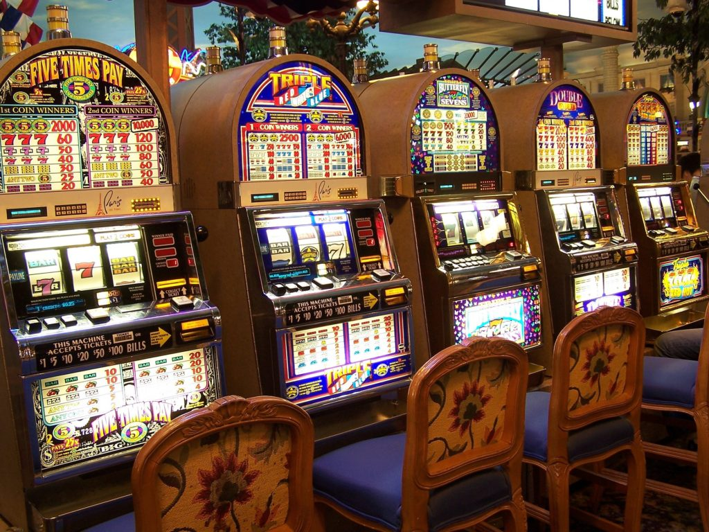 Double Your Profit With These 5 Tips about Online Casino